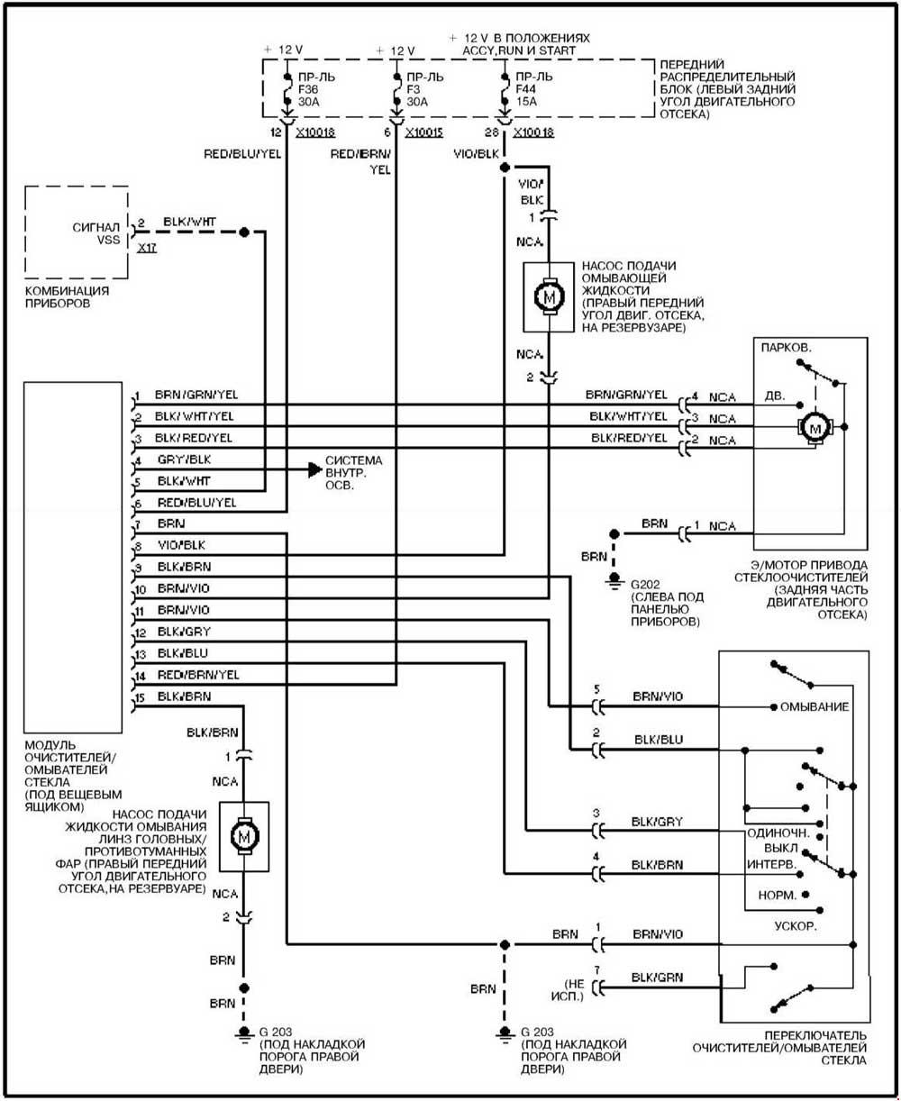 E46 Wiring Diagram from www.bimmer-service.com